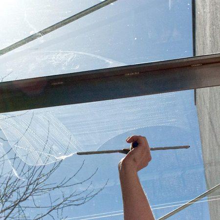 Fensterreinigung in Passau reinigt Wintergärten und Terrassenüberdachungen.